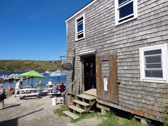 The Fish House Monhegan Island