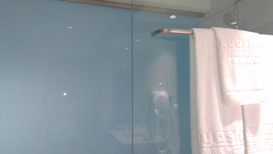 Aquashow Park Hotel: Shower
