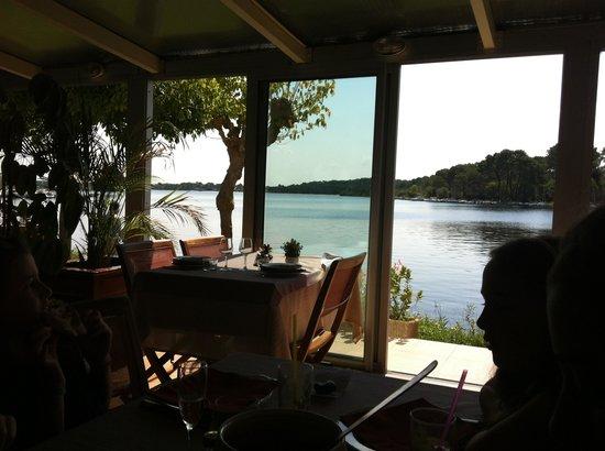 la caravelle : View of lake