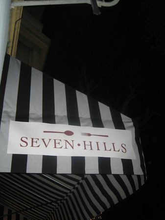 Seven Hills : We're here!