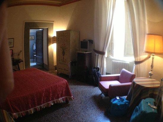Bed & Breakfast La Romea: The Ivory room