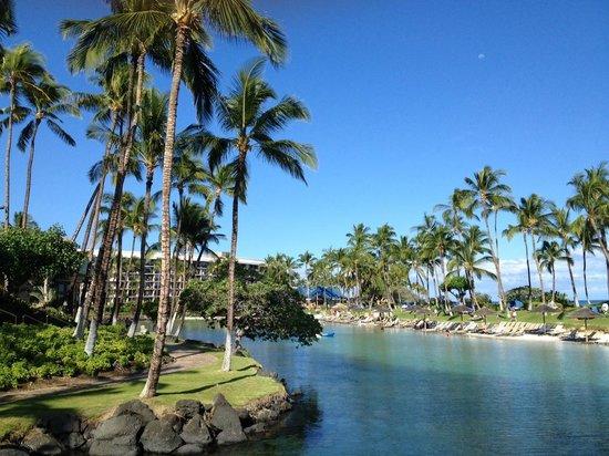 Hilton Hawaiian Village Waikiki Beach Resort: Lagoon at the Hilton Waikiki Village Hawaii