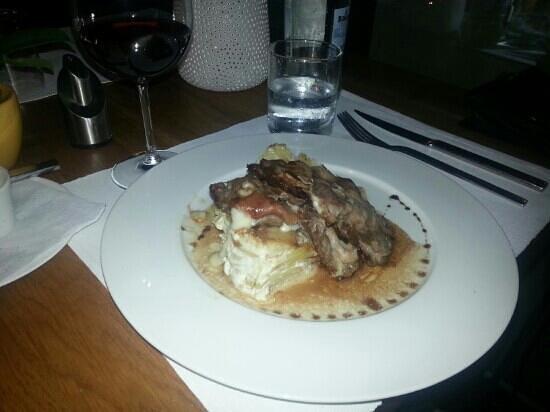 Restaurant Noir : Saltimbocca