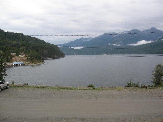 Kaslo Hotel: Kootenay Lake