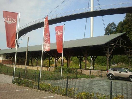 Footbridge: Brücke3