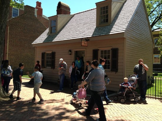 First State Heritage Park: The John Bell House