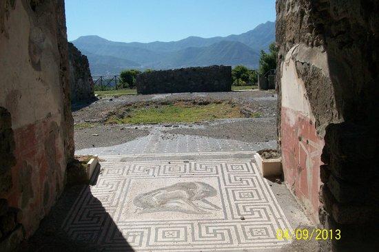 Cesare Augusto: Pompeii