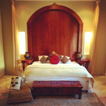 The Seyyida Hotel & Spa: Cama