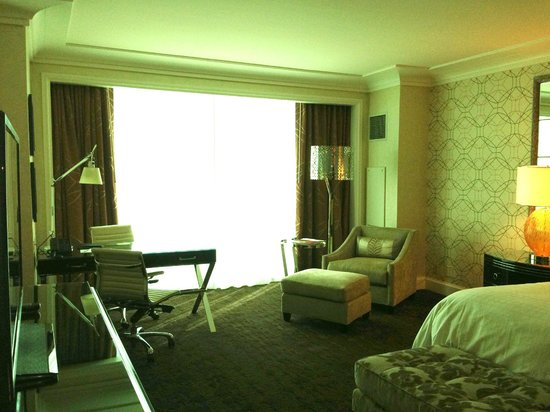 One Bedroom Suite Picture Of Four Seasons Hotel Las Vegas Las Vegas Tripadvisor