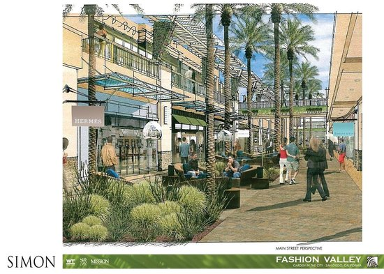 Fashion valley mall is san diego s finest outdoor shopping destination