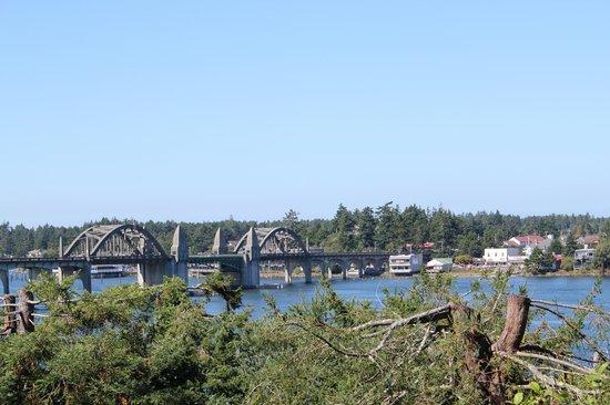 Best Western Pier Point Inn: View of the bridge