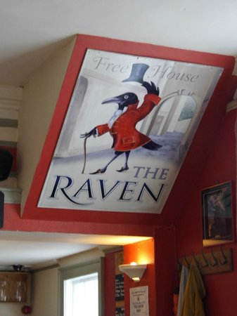 The Raven of Bath: 'The Raven'
