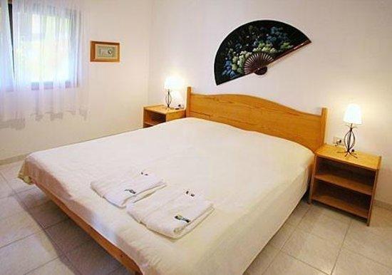 Las Norias: room