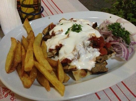 Taverna Jimi: Kebab