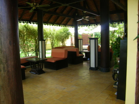 Siddharta Boutique Hotel: The hotel