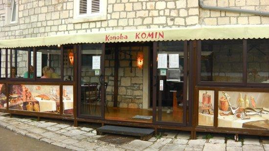 Konoba Komin