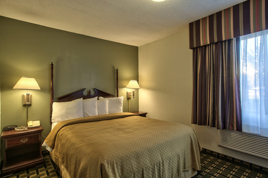 Executive Inn & Suites: Suite Bed Room