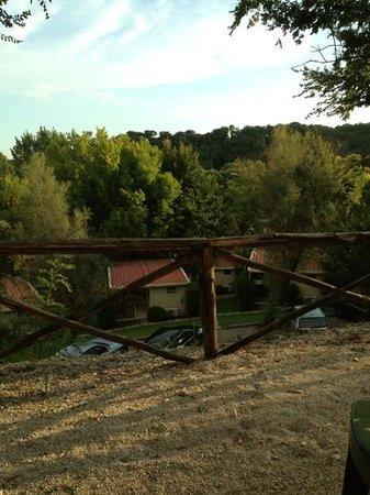 Flaminio Village Bungalow Park: prachtige plek om bij te komen na een dag Rome