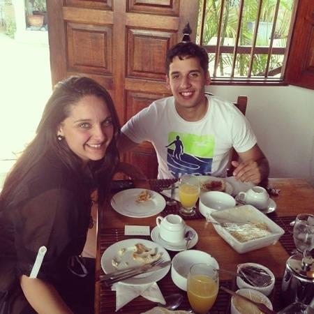 Posada La Movida: Desayuno para campeones!!!!