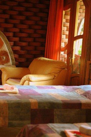 Hosteria Finca Chamanapamba: Klasse Zimmer