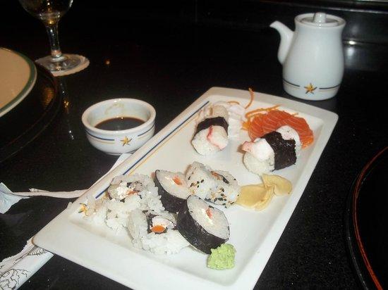 Iberostar Bahia: Restaurante Japonês...!!!