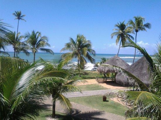 Iberostar Bahia: Vista do Quarto...!!!