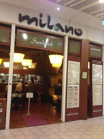 Milano Restaurant & Pizzaria