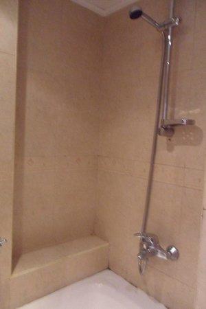 Slavyanska Beseda Hotel: Bathroom
