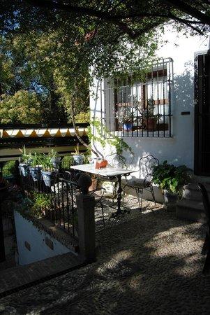 Restaurante jardines alberto granada centro sagrario for Jardines de alberto granada