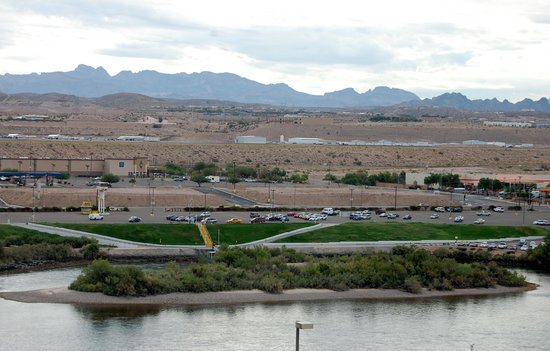 Don Laughlin's Riverside Resort : Colorado River