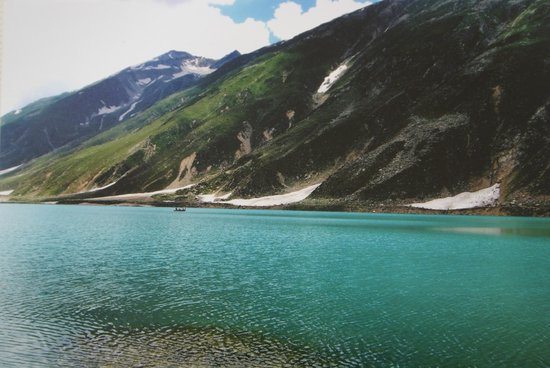 Naran, Pakistan: Lake Saiful Muluk, Pakistan.