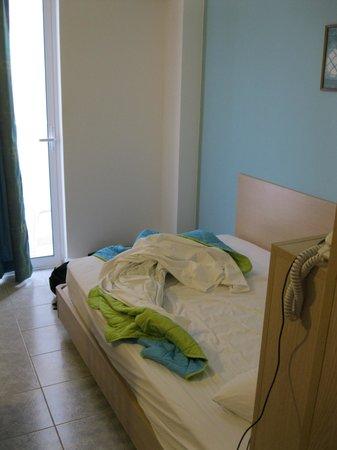 Moschos Hotel: My Room, acceptable