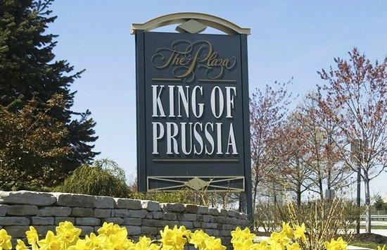 ‪King of Prussia Mall‬