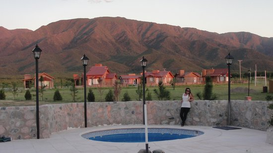 Winds Hill Home Resort Apart Hotel: Hermoso atardecer...
