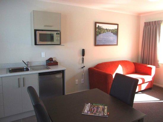 Brooklyn Motor Lodge: Sunny rooms