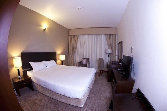 Marina Park Hotel: rooms