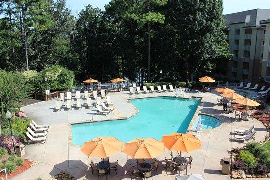 Atlanta Evergreen Marriott Conference Resort: Pool Area