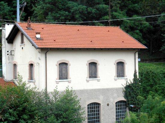 Centrale idroelettrica Molino
