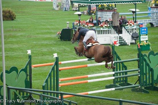 Spruce Meadows: International Ring