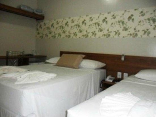 LG Hotel: Apartamento casal/soteiro