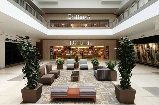 Dillards is one of the anchor department stores at Lakeline Mall.