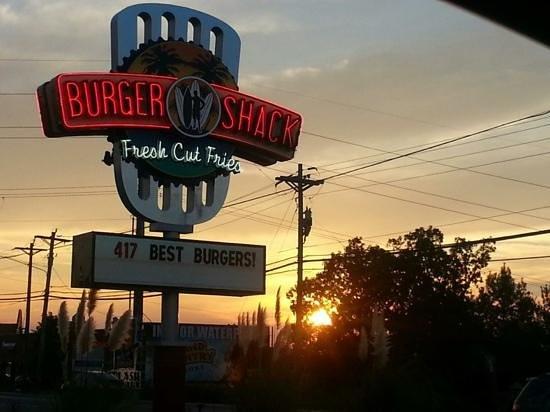 Burger Shack: front