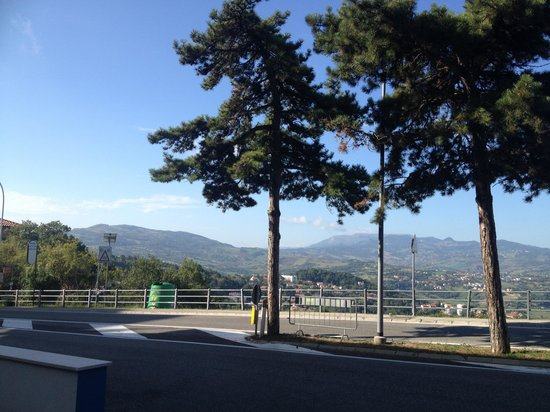Hotel Silvana: Panorama dall'hotel