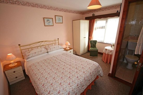 The Western Way Bed and Breakfast: Double Room