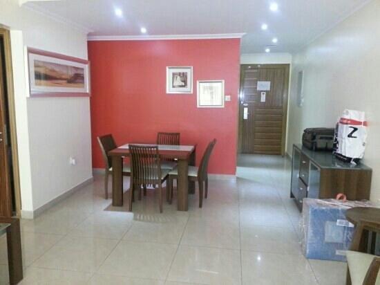Al Barsha Hotel Apartments by Mondo: hall