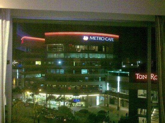Sheraton Guayaquil Hotel: vista de habitación 506