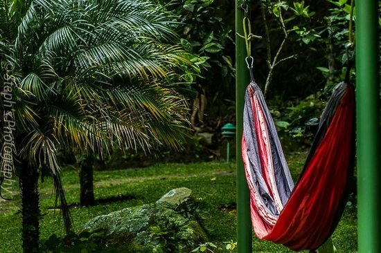 Boquete Garden Inn : Hammock on grounds