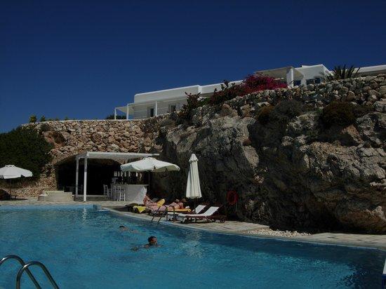 Paros Agnanti Resort: La piscine