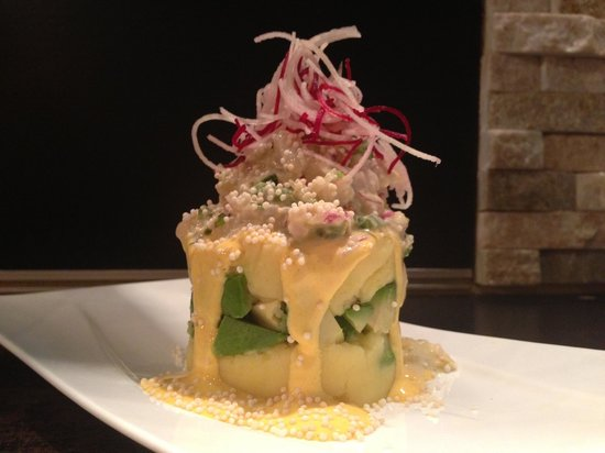 Kamiko Sushi Bar: Causa