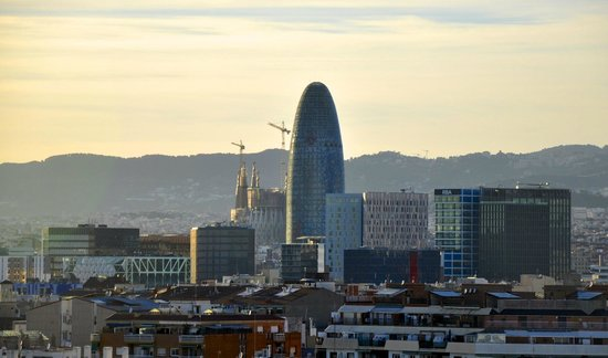 Occidental Atenea Mar - Adults only: Sagrada Barcelo